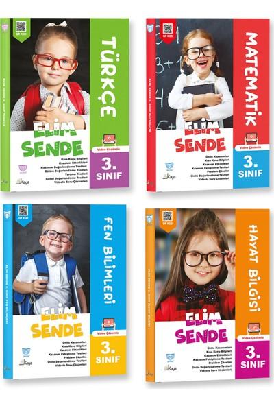 Gendaş Elim Sende 3. Sınıf Tüm Dersler Türkçe - Matematik - Fen Bilimleri - Hayat Bilgisi