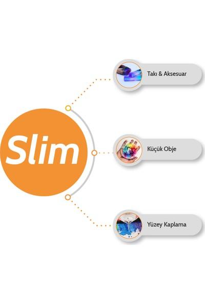 Resinin Slim 5000 Gr + 2500 Gr A+B Küçük Hacim İÇin Şeffaf Epoksi Reçine