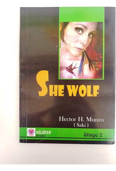 She Wolf Hector - H. Munro (Saki̇) (Stage 2)