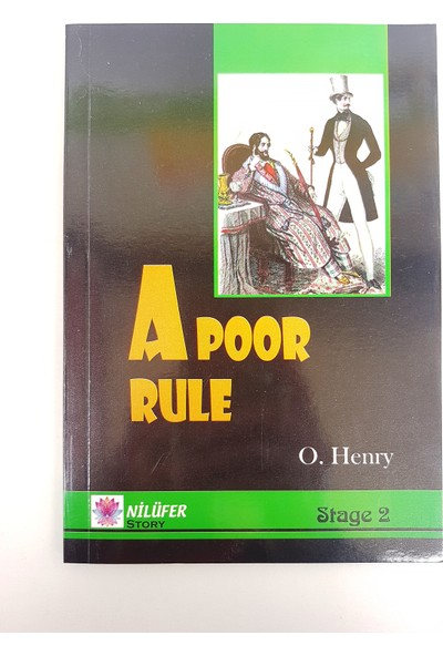 Apoor Rule - O. Henry (Stage 2)