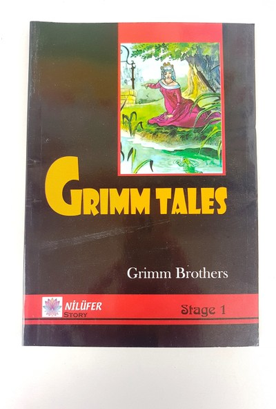 Grimm Tales - Grimm Brothers (Stage 1)