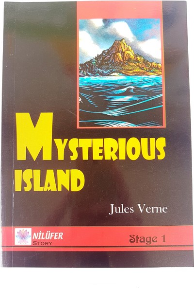 Mysterious Island - Jules Verne (Stage 1)