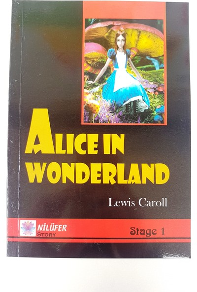 Alice In Wonderland - Lewis Carroll (Stage 1)