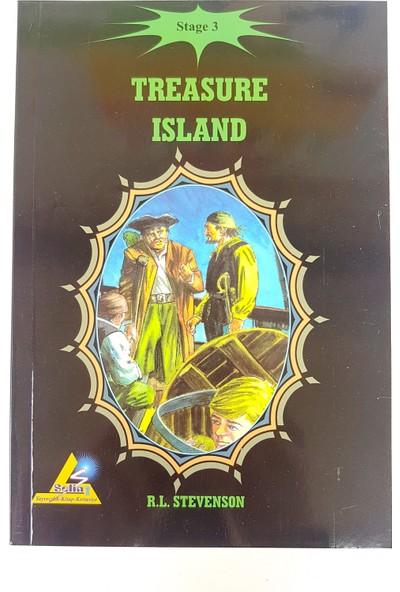 Treasure Island İngi̇li̇zce (Stage 3)