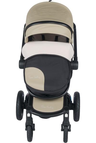 Pierre Cardin Alias +Plus Travel Sistem Bebek Arabası Bej