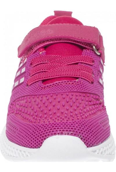 Vicco 346.P19K.113 Patik Fuşya Çocuk Spor Ayakkabı