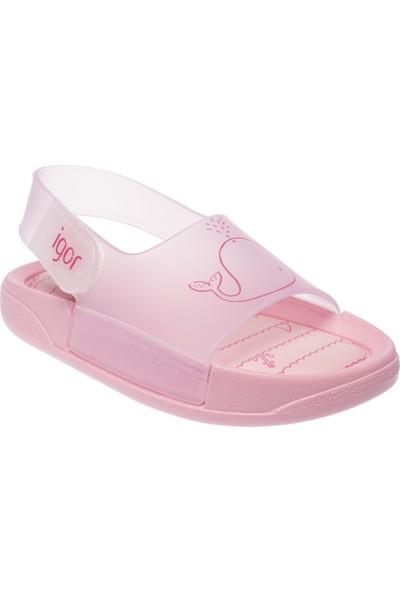 Igor 10235 Baby Ballena Pembe Kız Çocuk Sandalet