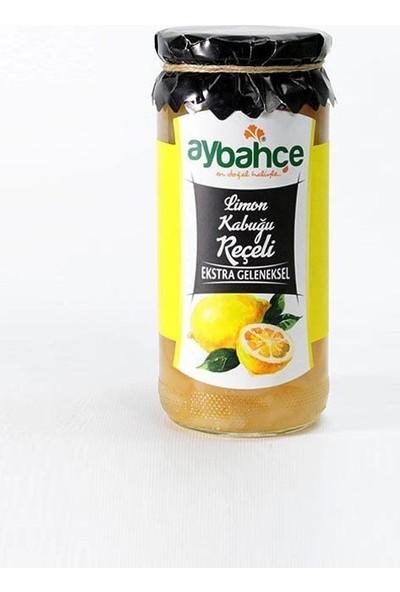 Aybahçe Ekstra Geleneksel Limon Kabuğu Reçeli 600 gr.