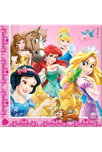 Cakes Party Lisanslı Disney Peçete