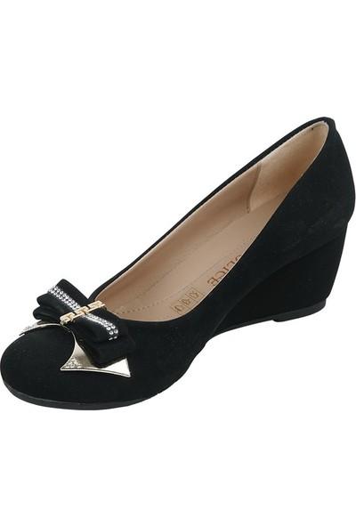 De Scario Kadın Topuklu Ayakkabı