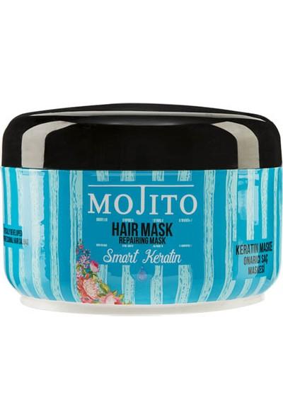 Mojito Hair Mask Smart Keratin 500 ml