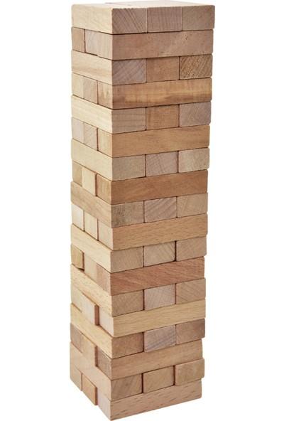 Playwood Kutuda Ahşap Denge Oyunu