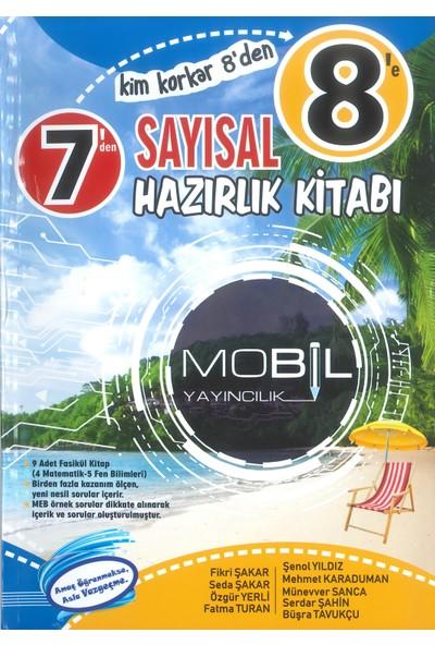 Mobil Yayıncılık 7'den 8'e Sayısal Hazırlık Kitabı