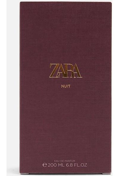 Zara Nuit Edp 200 ml