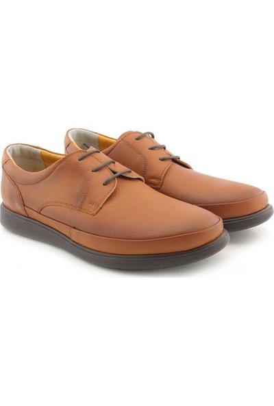 Meros 301 Deri İç Dış Anatomik Erkek Ayakkabı