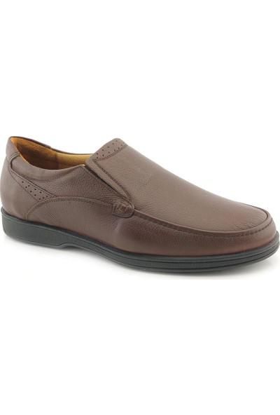 Zümre 3020 Deri Comfort Yumuşak Erkek Ayakkabı