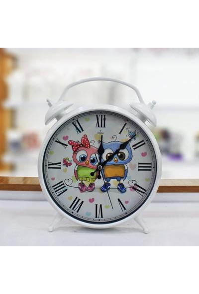 Aypaş Duvar-Masa Saati D300