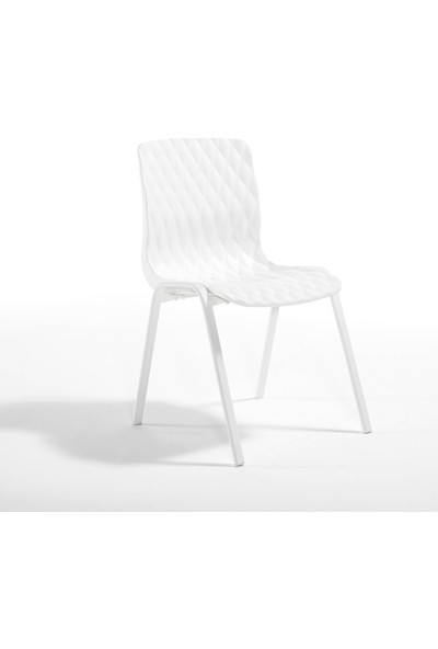 Fatih Royal Sandalye Beyaz