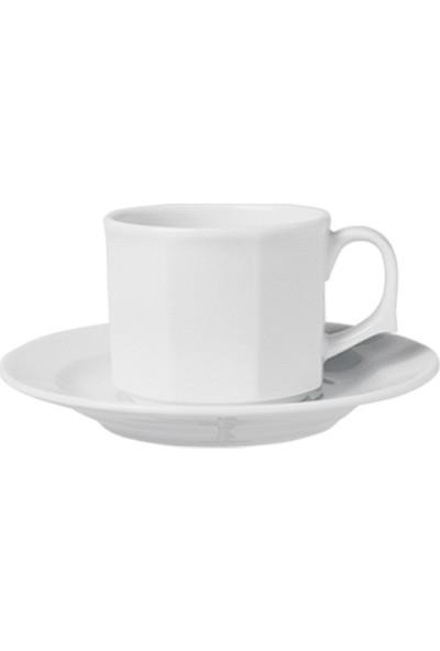 Güral Güral Köşeli Çay Fincanı 160 Cc