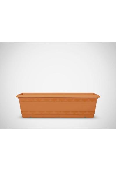 Karasu 4 No Toprak Balkon Saksı Tk 60 cm 514