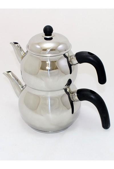 Kütahya Porselen Kütahya Çelik Çaydanlık
