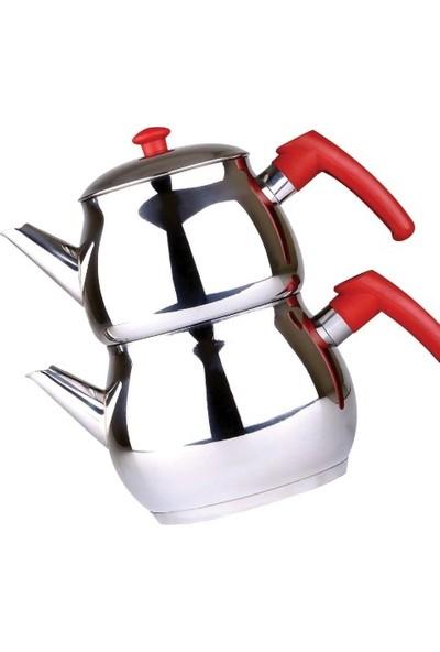 Mrş Emino x Küçük Küre Çaydanlık