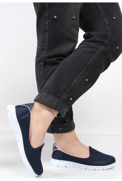Oksit Leo Fileli Kadın Sneaker