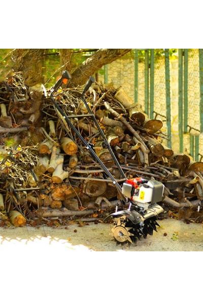 Baseh 2+2 Mini Çapa Makinası
