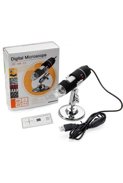 Onetic Hd 500X Cmos Dijital Mikroskop USB