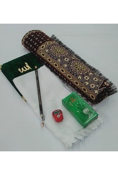 Haremhac 6'lı Hediyelik Özel Set ( Hac Hediyesi / Anneler Günü ) - HR095