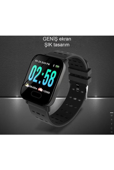 CresCent Watch X6 Mucize Akıllı Saat