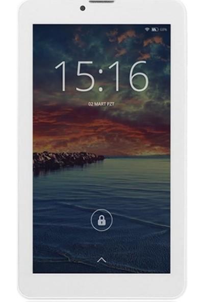 "Powerway DreamTab DRN-X303 8GB 7"" 4G IPS Tablet Beyaz"