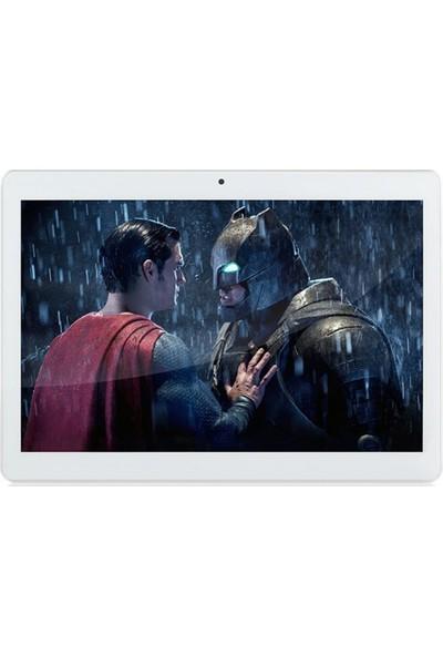 """Powerway DreamTab DRN-N400 16GB 10.1"""" 4G IPS Tablet Beyaz"""