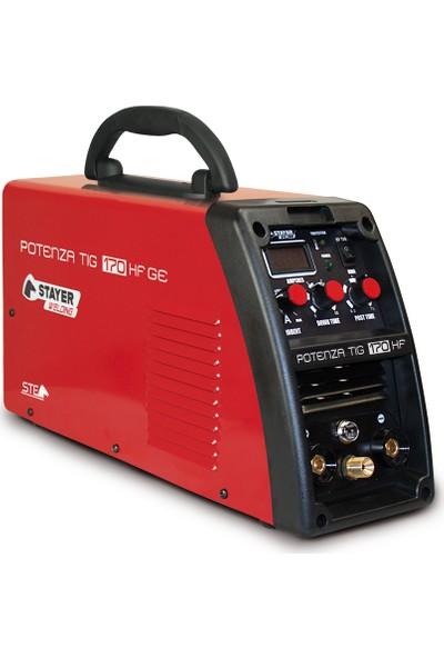 Stayer Tıg Kaynak Makinası 170A 220V
