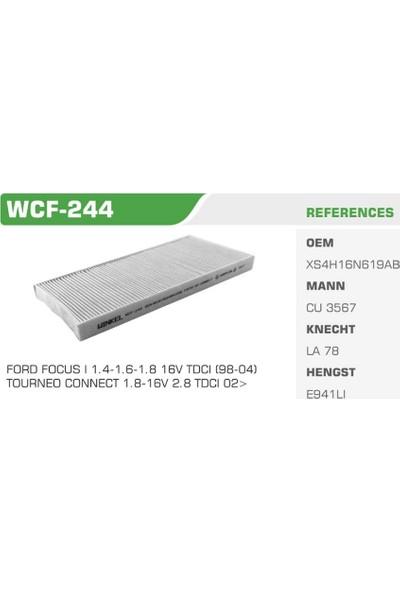 Winkel Wcf-244 Ford Focus Polen Filtresi