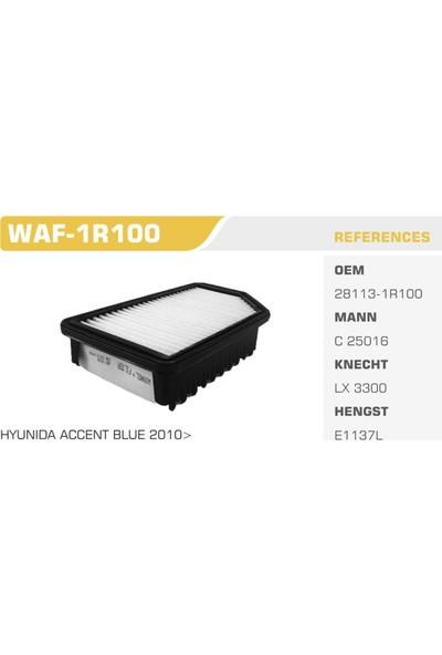 Winkel Waf-1R100 Accent Blue Hava Filtresi