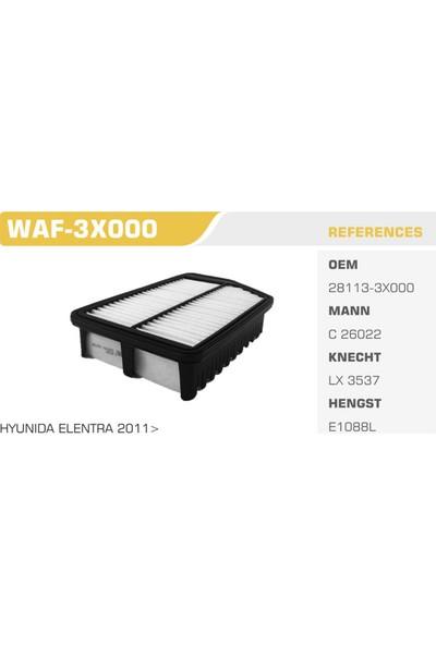 Waf-3X000 Elentra I 30 1,6 2011> Hava Filtresi