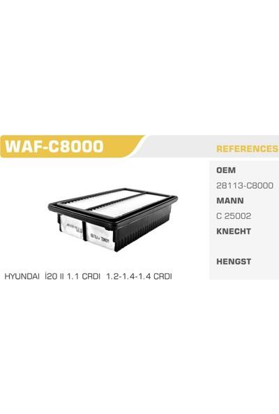 Winkel Waf-C8000 Hyundaı I 20 Hava Filtresi