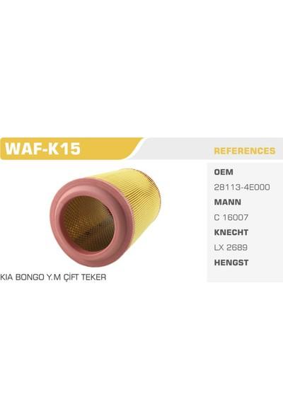 Winkel Waf-K15 Kıa Bango Çift Teker Hava Filtresi