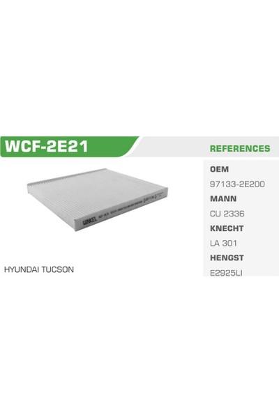 Winkel Wcf-2E21 Accent Blue Tucson Polen Filtresi