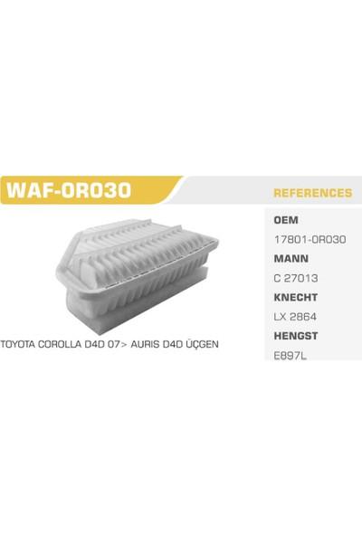 Winkel Waf-0R030 Corolla Hava Filtresi