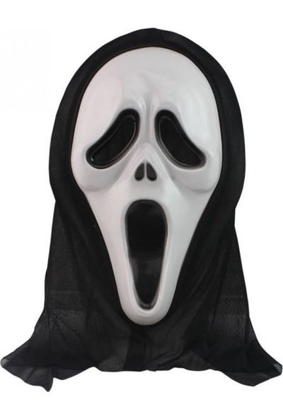 Cakes Party Çığlık Maske
