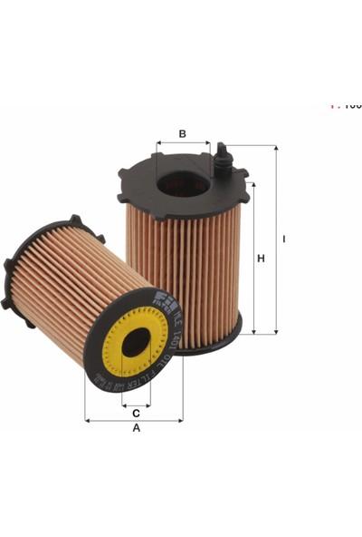 Fil Filter Fil Filtertre Mle 1401 Pejo Cıtroen Yağ Filtresi