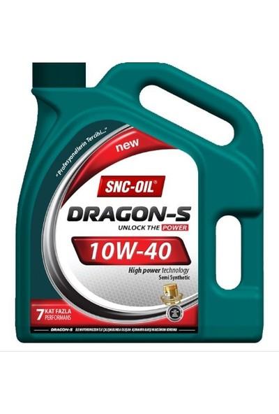 Snc Dragon S 10W40 4 Litre Motor Yağı