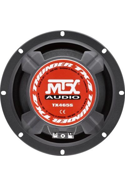 Mtx TX465S Tx4 Serisi 16 Cm Komponent Hoparlör 80 Watt Rms