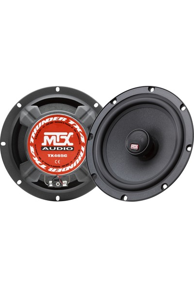 Mtx TX465C 16 Cm Tx2 Serisi Koaksiyal Hoparlör 80 Watt Rms