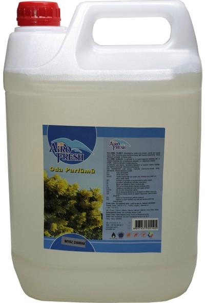 Aırofresh Alkolsuz Oda Parfümü Beyaz Zambak 5 Lt