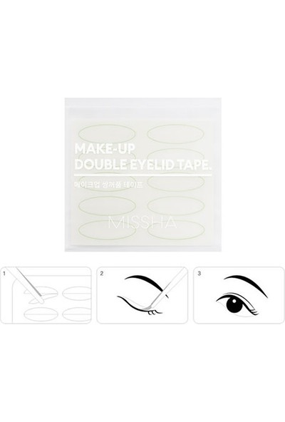 Missha Make-up Double Eyelid Tape