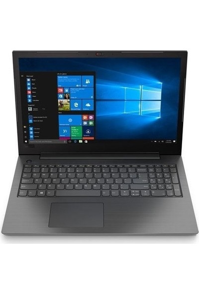 "Lenovo V130 Intel Core i3 7020U 8GB 240GB SSD Freedos 15.6"" Taşınabilir Bilgisayar 81HN00EKTXB"