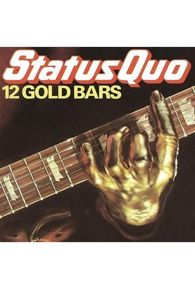 Status Quo - 12 Gold Bars (Plak)